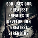 Develop Our Strengths Lord