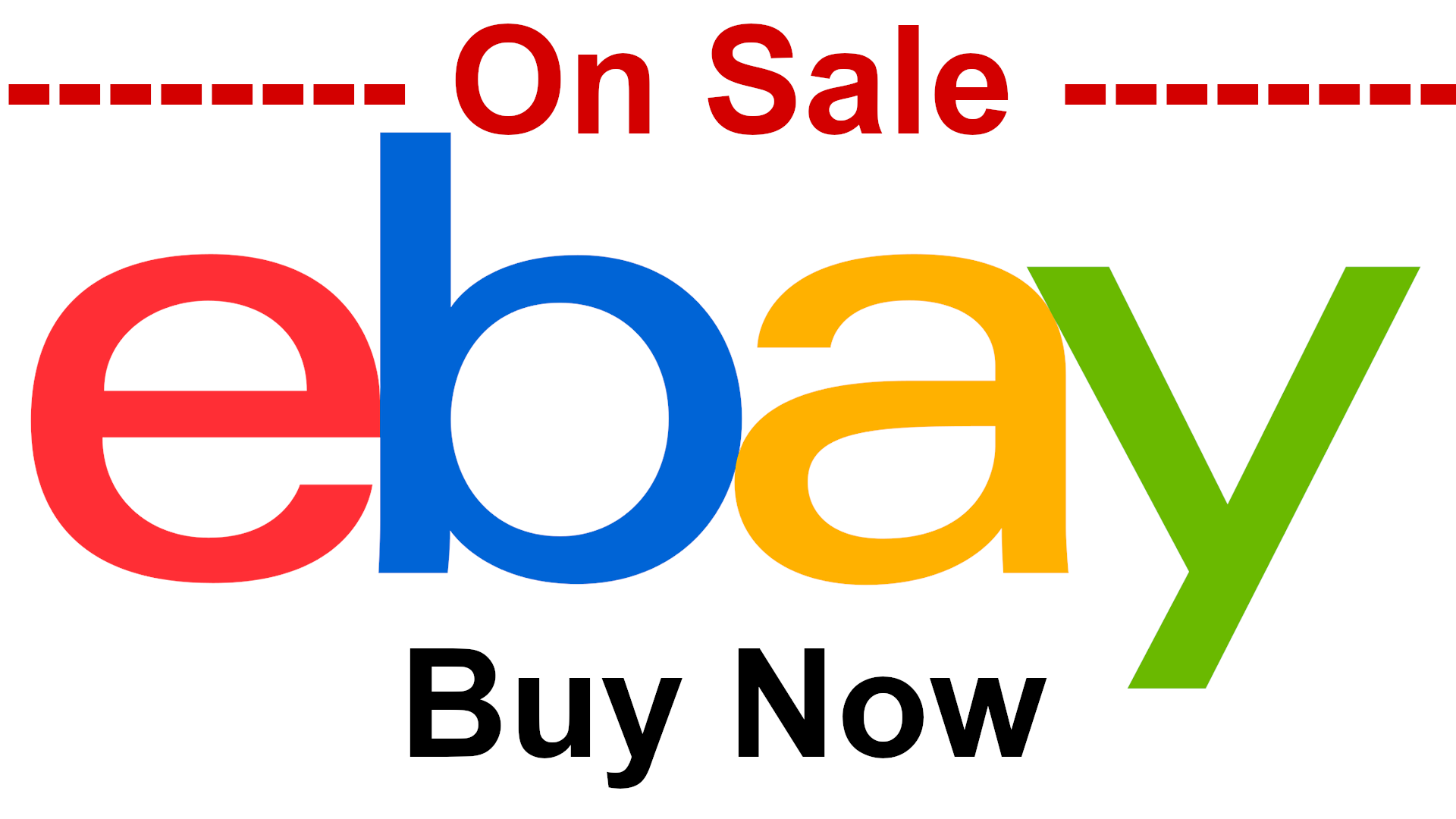 Ebay Logo buy now on sale